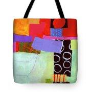 Wonky Grid #19 Tote Bag