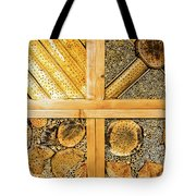 Insect Hotel #1 Tote Bag