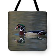 Wood Duck - Male Tote Bag