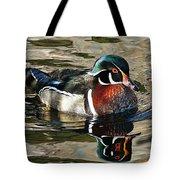 Wood Duck 1 Tote Bag