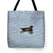 Wood Duck 2 Tote Bag