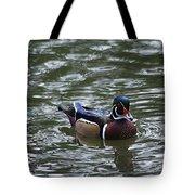 Wood Duck Male 20130924_258 Tote Bag