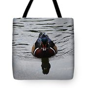 Wood Duck Male 20130924_268 Tote Bag