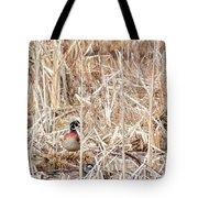 Wood Duck Mates 2018 Tote Bag