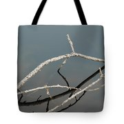 Wood In The Water Tote Bag