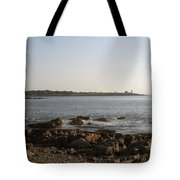 Wood Island Lighthouse 1 Tote Bag