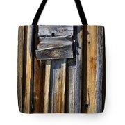 Wood On Wood Tote Bag