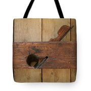 Wood Plane 3 Tote Bag