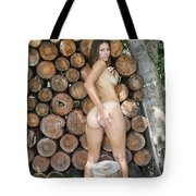 Wood Shed 261 Tote Bag