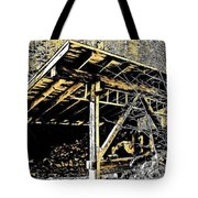 Wood Shed Tote Bag