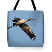 Wood Stork 1 Tote Bag