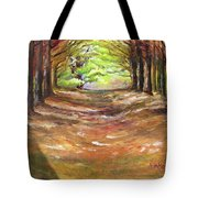 Wooded Sanctuary Tote Bag