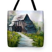 Wooden Barn Dreamy Mirage Tote Bag