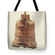 Wooden Bell Tote Bag