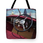 Wooden Boat Classic Tote Bag