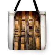 Wooden Door 1 Tote Bag