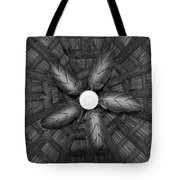 Wooden Fan Tote Bag