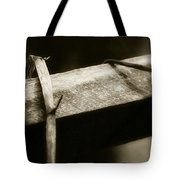 Wooden Fence Part 1 Tote Bag