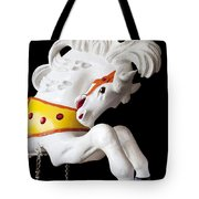 Wooden Horse 2 Tote Bag