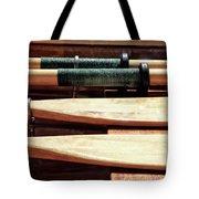 Wooden Oar Pattern Tote Bag