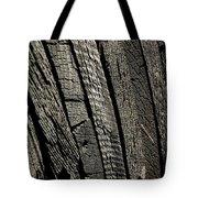 Wooden Water Wheel Tote Bag