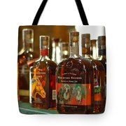Woodford Kentucky Derby Bottles Tote Bag