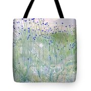 Woodford Park In Woodley Tote Bag