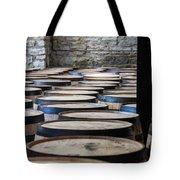 Woodford Reserve Barrels Tote Bag