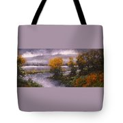 Woodland Bottoms Tote Bag