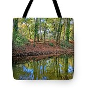 Woodland Canal 2 Tote Bag