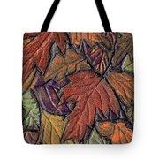 Woodland Carpet Tote Bag
