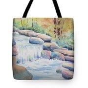 Woodland Falls Tote Bag