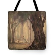 Woodland Fawn Tote Bag