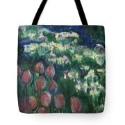 Woodland Field Tote Bag