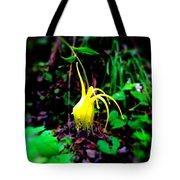 Woodland Flower Tote Bag