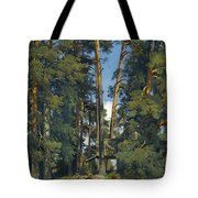 Woodland Grove Tote Bag
