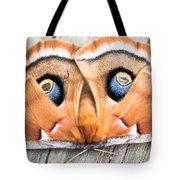 Woodland Moth Tote Bag