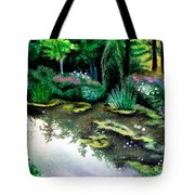 Woodland Mystery Tote Bag