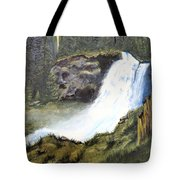 Woodland Respite Tote Bag