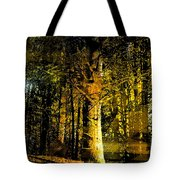 Woodland Tapestry Tote Bag