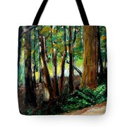 Woodland Trail Tote Bag