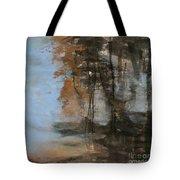 Woodlands At The Lake Tote Bag