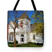 Woodlandville Methodist Church Tote Bag