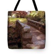 Woodlawn Footbridge Tote Bag