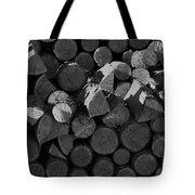 Woodpile 2 Tote Bag
