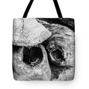 Woodpile Caves Tote Bag