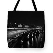 Woodrow Wilson Bridge Tote Bag