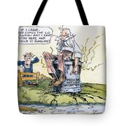Woodrow Wilson: Mexico Tote Bag