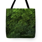 Woods And Stream Tote Bag