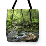 Woods - Creek Tote Bag